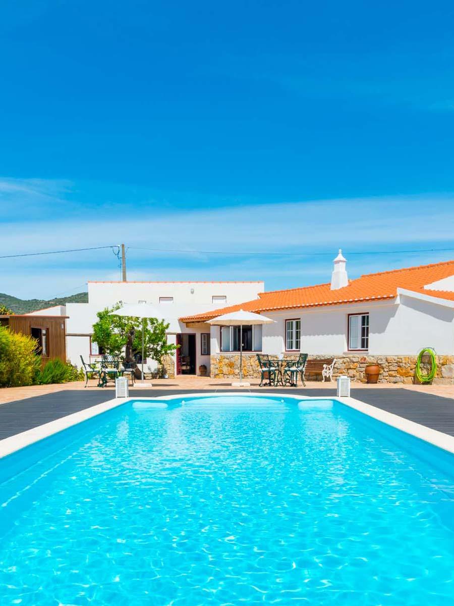 Villa Oliva property