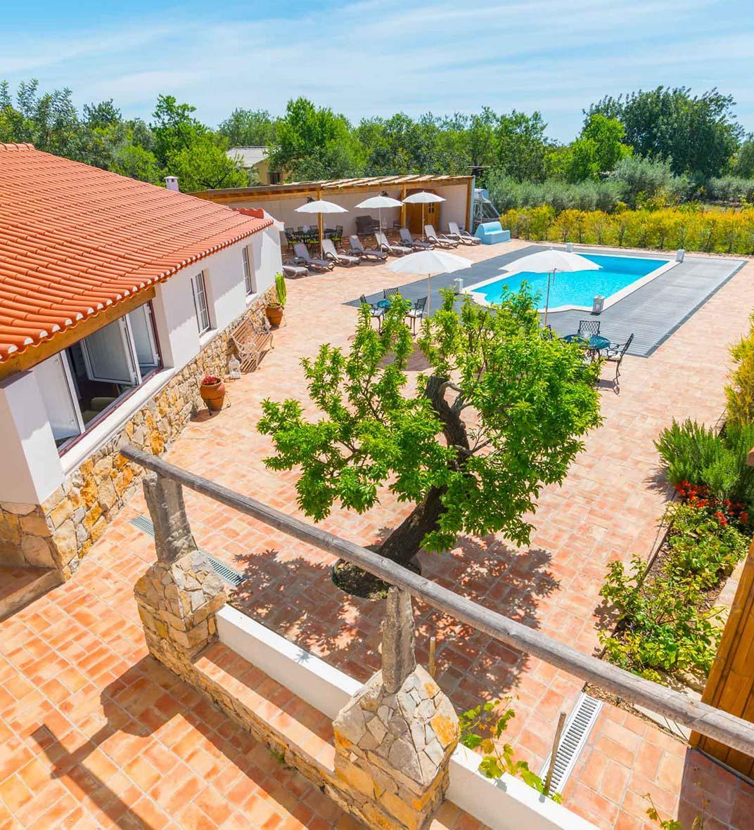 Villa Oliva facilities