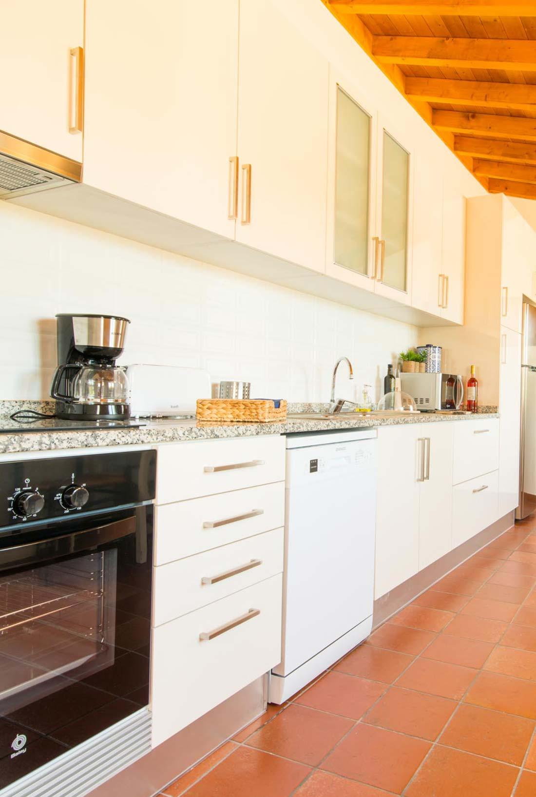 Villa Oliva interiors